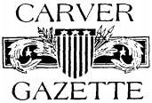 Carver Gazette Logo