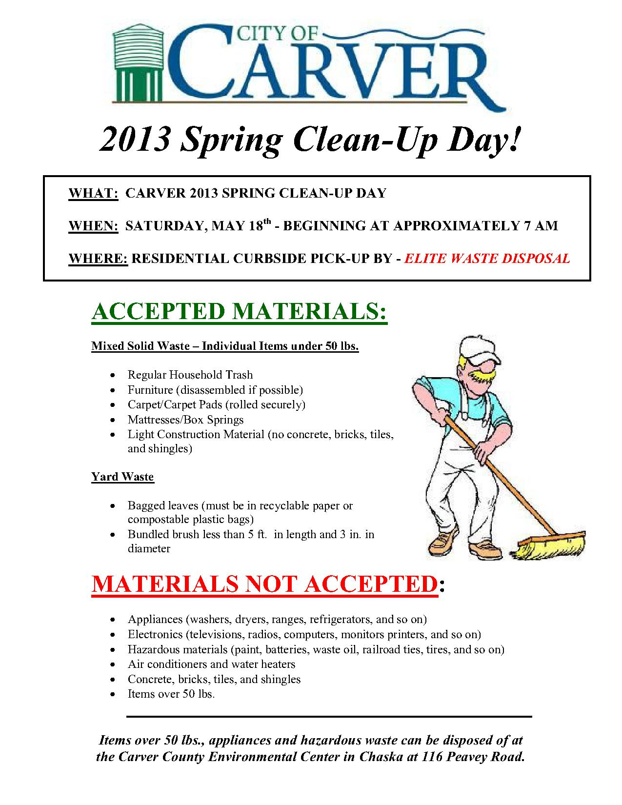 2013 Clean-up Day Flyer_1