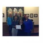 2013 Preservation Award
