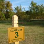 Primitive Campsites Available