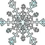clip-art-snow-flake