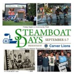 Steamboat Days Graphic