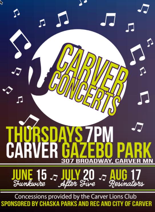 Carver-Concerts
